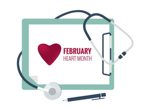 Keeping your heart healthy while keeping your smile healthy in National Heart Month