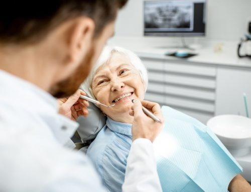 Gum Disease Associated With Mild Cognitive Impairment and Dementia