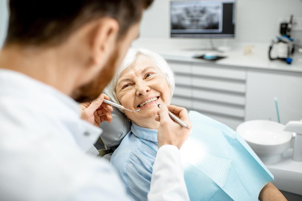 Gum Disease Associated With Mild Cognitive Impairment and Dementia